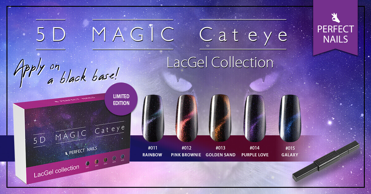 5D Magic Cat Eye Collection