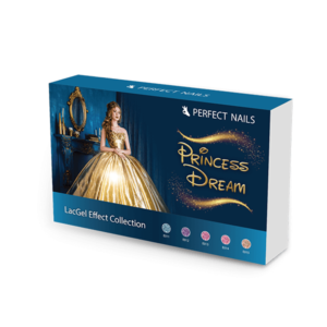 Princess Dream LacGel Effect Collection